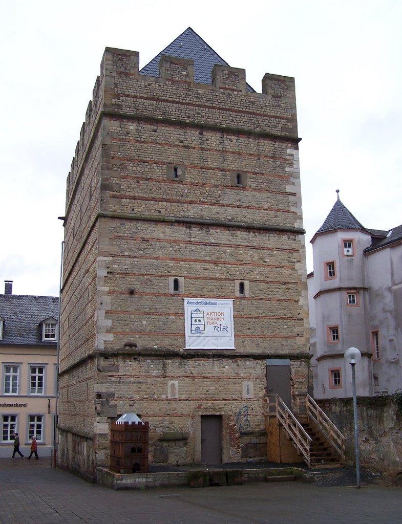frankenturm in trier mit - photo #26