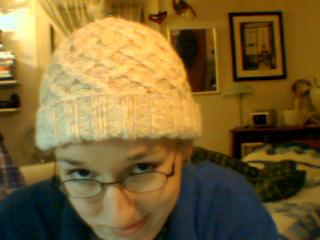 cable hat, v.1.0