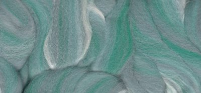 merino-silk blend