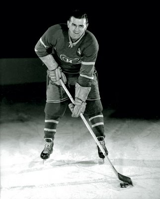 Maurice Richard by Gaby