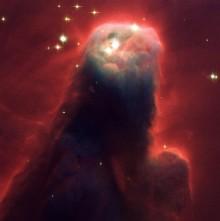 Nebulosa del Cono por la ACS