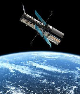 Imagen del Telescopio Espacial Hubble