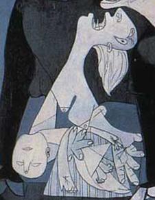 La luz del Guernica, Baltasar Magro Guernica%20-%20madre