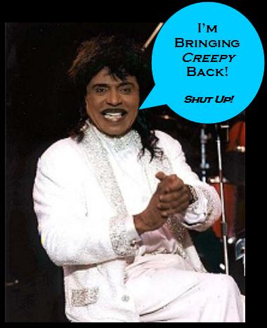 Little Richard's Leg Pain Shooting Celebrity Duets ...