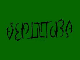 sepultura ambigram