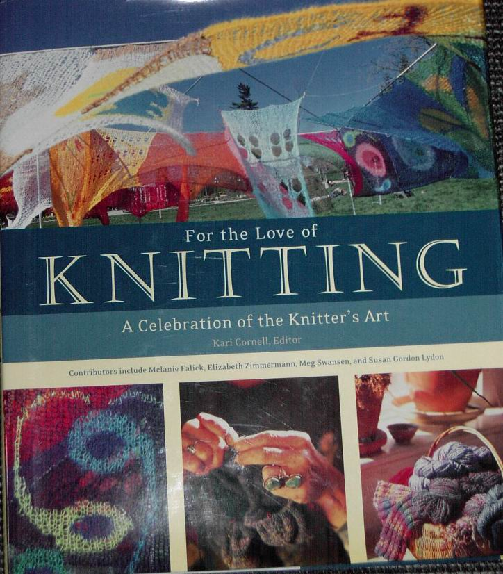 knitting essay Readers can learn how margaret atwood came to own a pair of sylvia's gloves in the essay titled am i knitting stories or writing sweaters and then pick up.