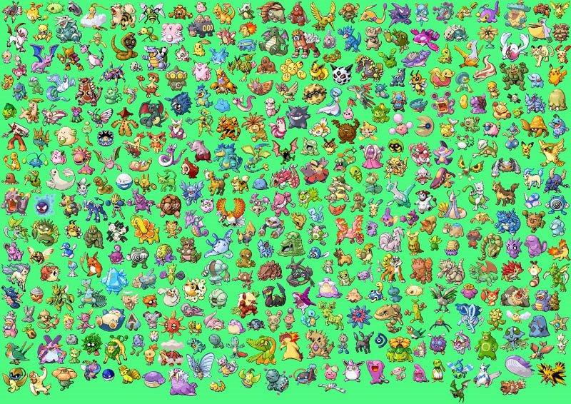 LE TOPIC DES PETITS NOUVEAUX !!! - Page 3 WallpaperAllShiney(800-566)