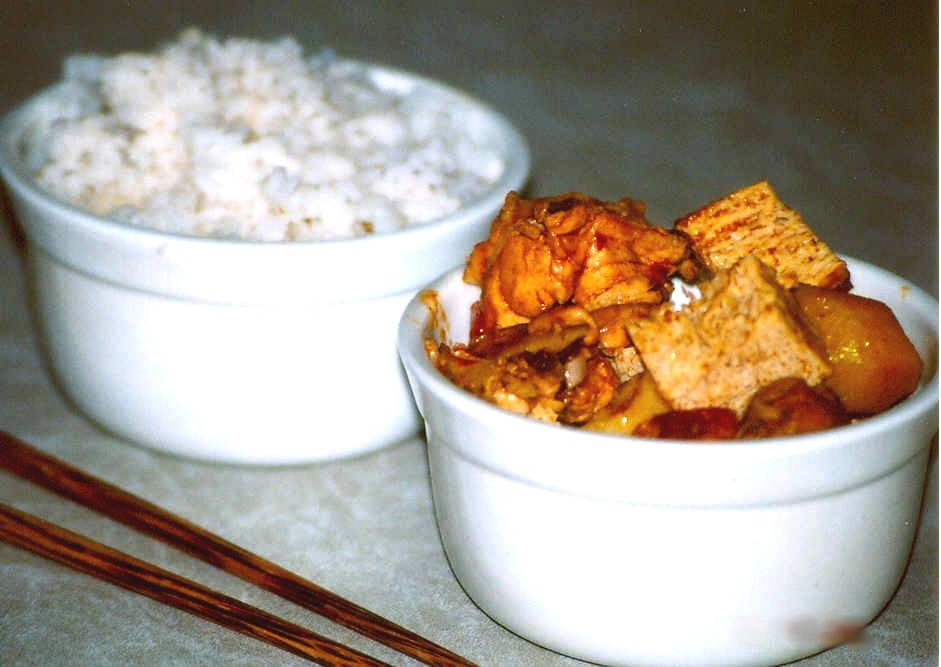 Mapo tofu, Gongbao Chicken, San San, Rotterdam | Flickr - Photo ...