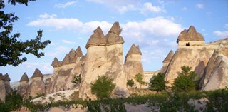 CAPPADOCIA-- BEST HOTEL, BEST RESTAURANT AND BEST SITES IN ALL OF TURKEY