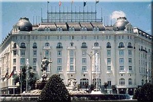 MADRID-- A GREAT PLACE TO GET AWAY FROM THE DRIED SPITTLE OF REPUBLICANS