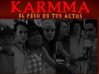 Karmma, la película de Orlando Pardo