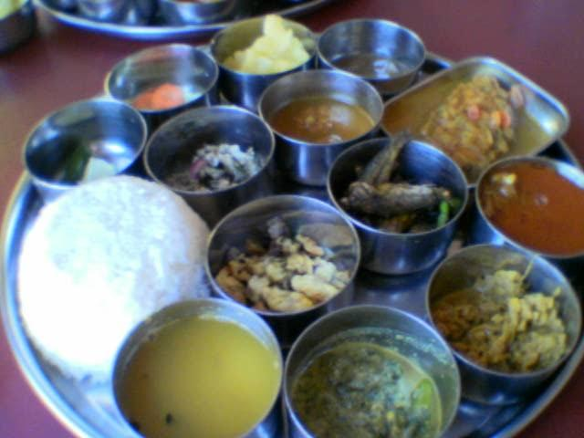 Bites of guwahati for Assamese cuisine