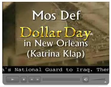 Mos Def: Katrina Klap