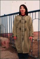 Traditional Woman's Coat - full length