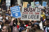 Bush more evil than bin Laden