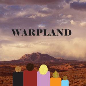 Check out Warpland, by Derek Jay Steen, now!