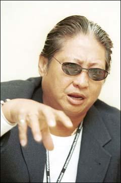 Sammo Hung in Busan / (c) Hankyoreh