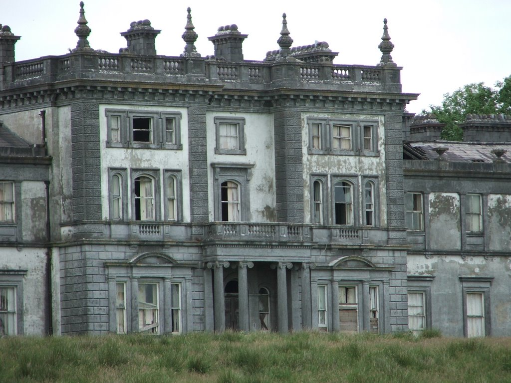 Haunted House Ireland Woodlawn House Ireland Haunted