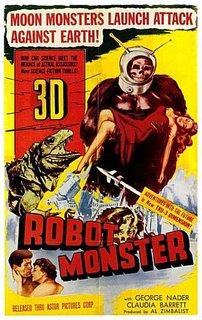 Una de Monstruos:En 3-D