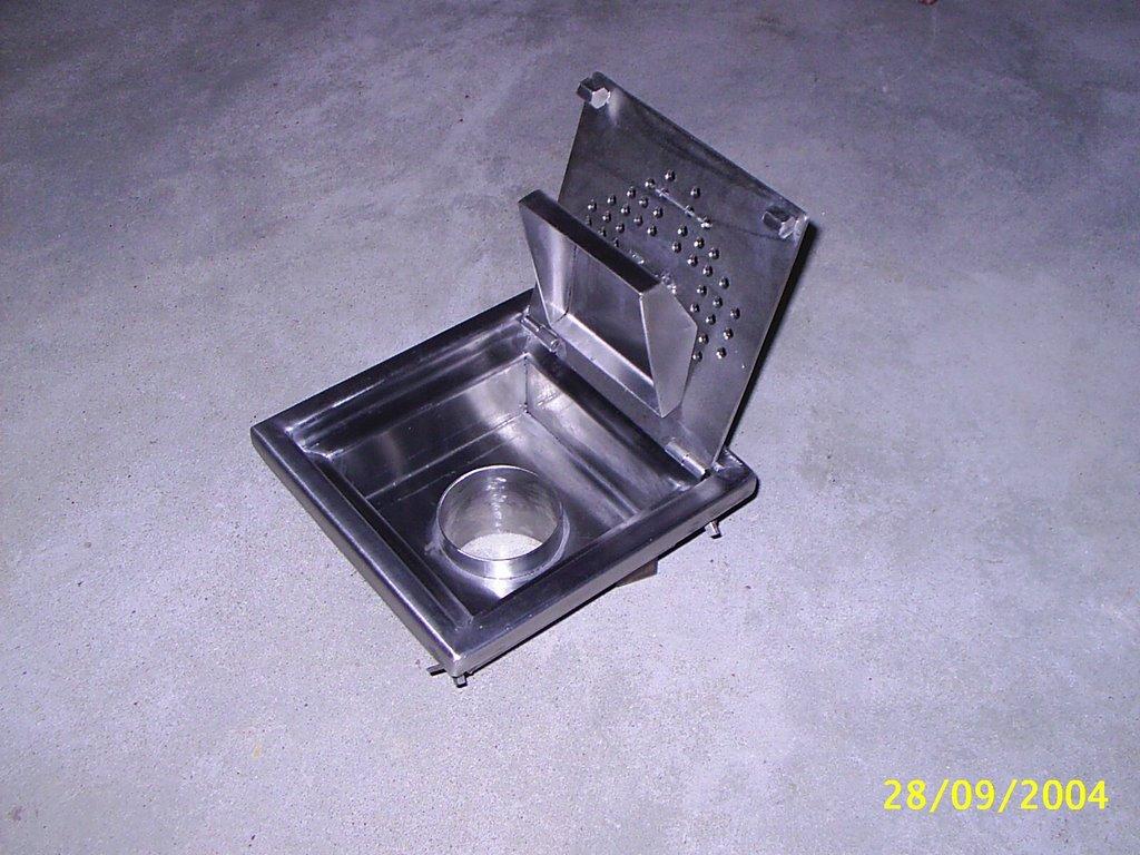 Ralo Sifonado em aço inox com maior durabilidade. #B9BC0F 1024x768