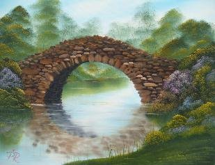 Beginners oil painting classes in hampshire bob ross for Oil painting lessons near me