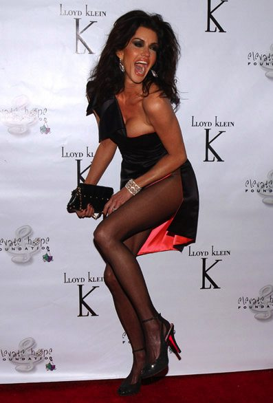 Stockard channing pantyhose 8