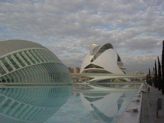 L'Hemisfèric y el Palau de les Arts