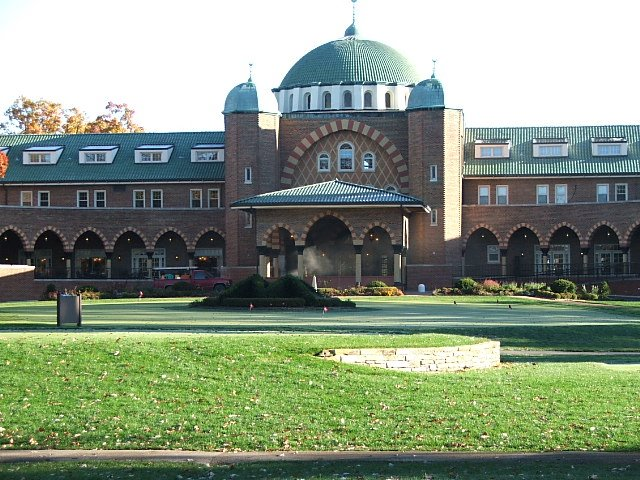 Medinah Country Club Clubhouse