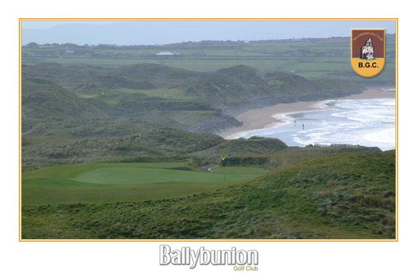 Ballybunion golf club agm
