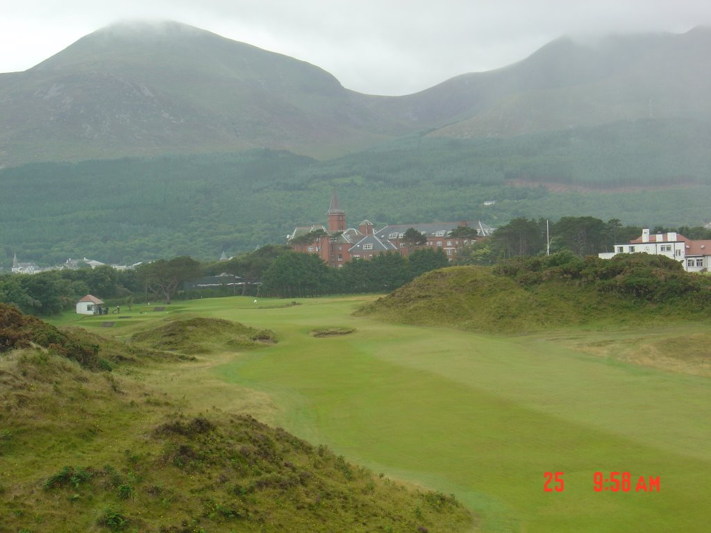 Playing The Top 100 Golf Courses In The World Golf In