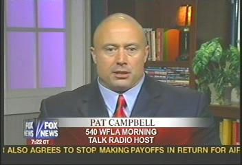 Pat Campbell on The O'Reilly Facto