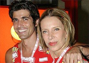 Reynaldo Gianecchini couple