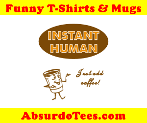Funny T-Shirts for guys and girls