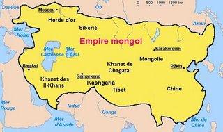 Mapa do Império