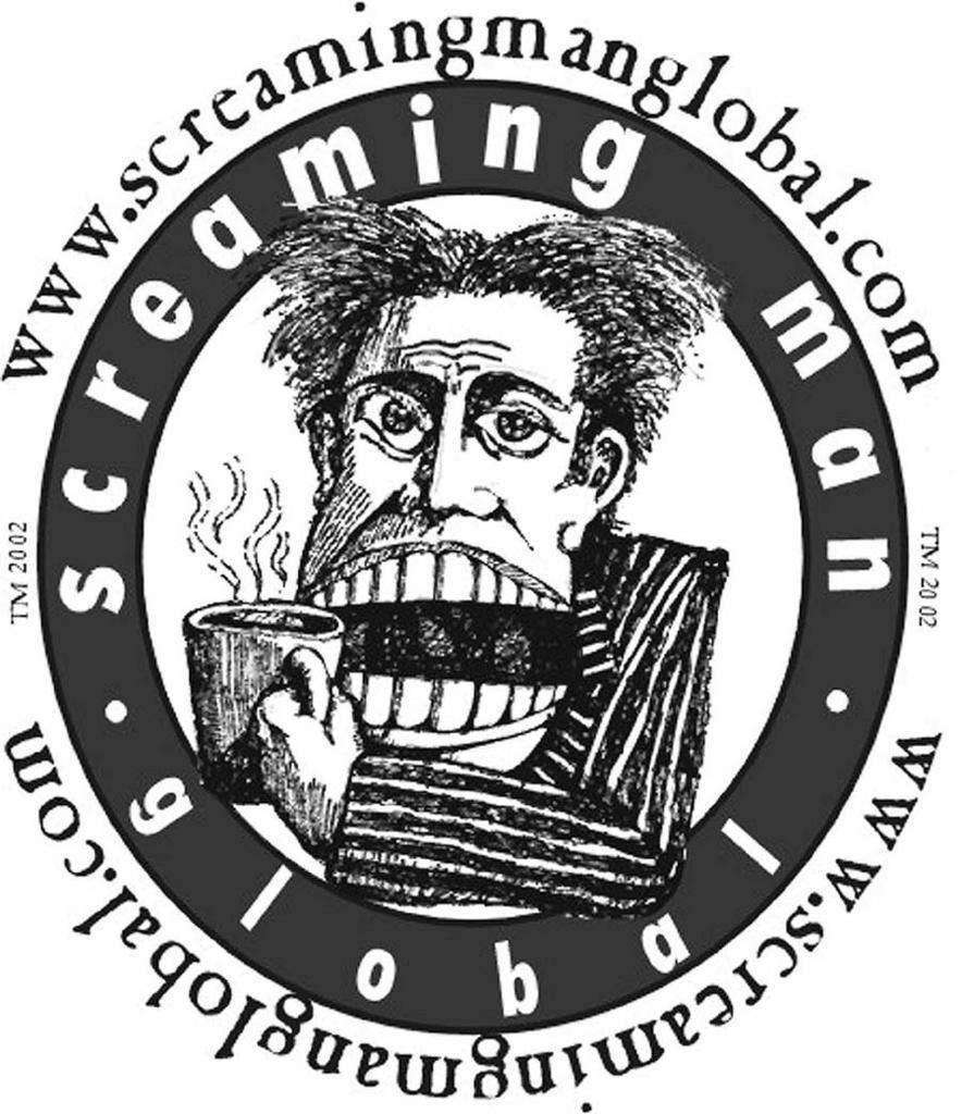 Vintage 90s 1990 Bad Bob Screaming Man Under The Train