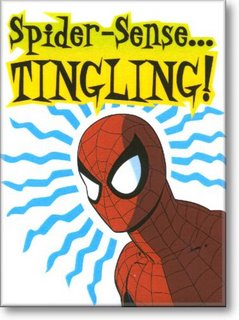 Spidey Sense Tingling!