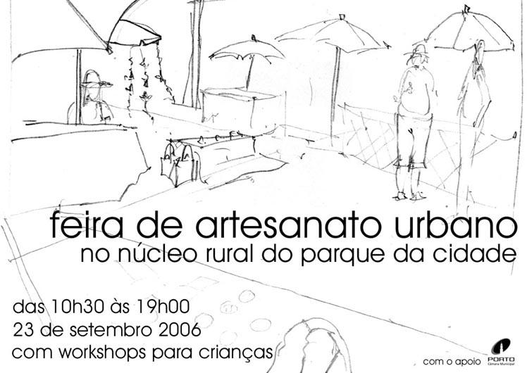 Adesivo De Parede Na Zona Leste ~ Poeiras feira de artesanato urbano porto