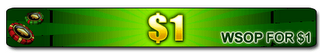 $1 WSOP