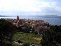 View of Saint-Tropez