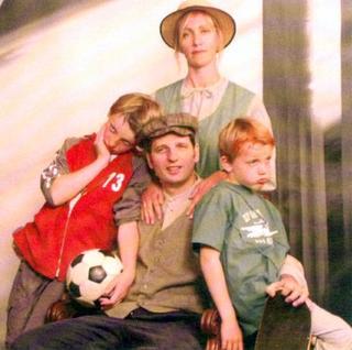 De familie Van Zundert