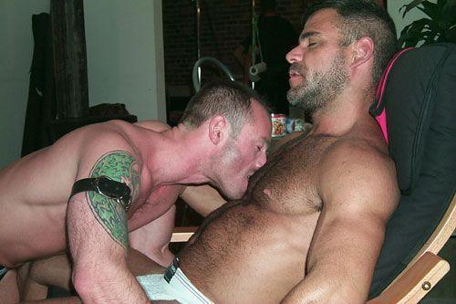 noche semen gay