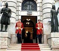 garde montenegrine