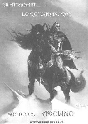 le roi mythique