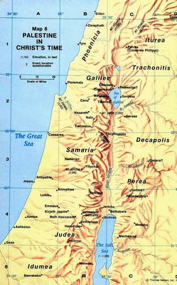 Palestine historique