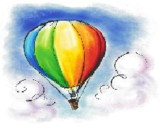 Hot Air Balloon  DHL New Attraction