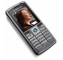 Sony Ericsson K610i Black