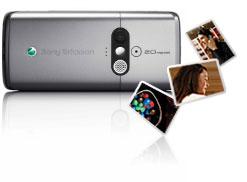 Sony Ericsson K610i 2 Megapixel Camera