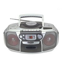 Enzer Portable VCD Player Model GA1548VCD