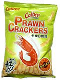 Calbee Prawn Crackers