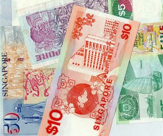 The Singapore Dollar Windfall